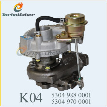 Turbocharger K04 53049880001 5304 970 0001for Ford Transit
