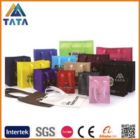 TATA Wholesale Cheap Reusable PP Non Woven Foldable Shopping bag