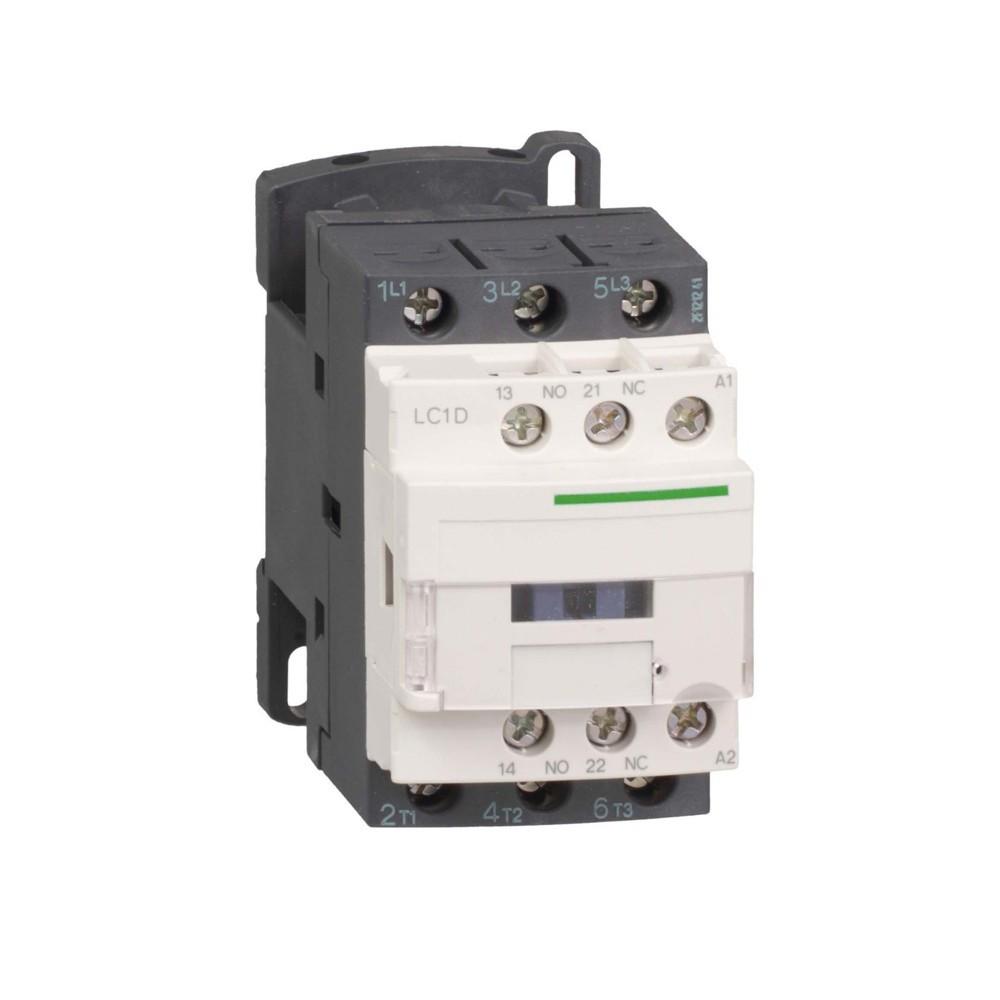 magnetic contactor telemecanique 3pole 4pole no nc 9a 12a 18a 25a 32a 40a 50a 65a 80a 95a dc or