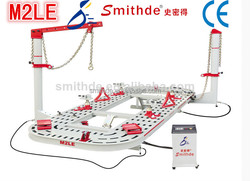 Smithde M2LE accident damaged car straightening bench/auto collision repair system/auto body frame straightener