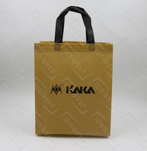 Custom Pictures Printing Non Woven Fabric Shopping Bag Non-Woven Handle Style Tote Bags