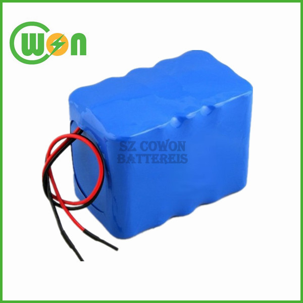 6V 1600mAh NI-CD AA Rechargeable Battery Pack for Emergency Light