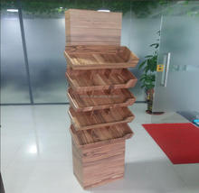 Custom Design Floor Standing Paper Display Stand, PDQ Cardboard Floor Display