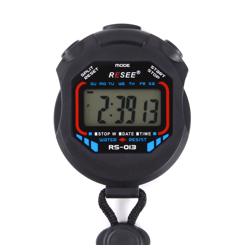 cheap watches stopwatch plastic digital watch with bluetooth