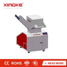 XG-290 recycled plastic film washing and granulator machine for plastic recycled