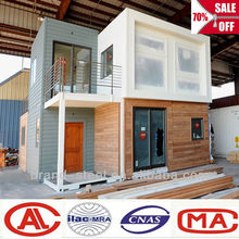 2013 hot sale prefabricated modular home container homes
