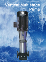 Vertical multistage pump/vertical multistage centrifugal pump