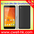MTK6580 Quad Core 5.5 Inch IPS Touch Screen Ultra Slim Android Smartphone