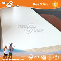 White Glossy Melamine Particle Board