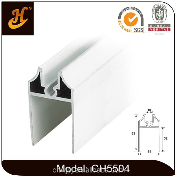 U Shape Extrusion <strong>Aluminium</strong> Profile With Cheap Prices