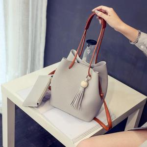 bag jewelry PU Leather Handbag attached with hanging strap with Polyester Solid more colors for choice Sold By PC 80730
