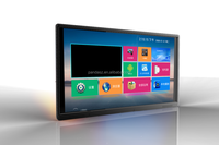 "65"" interactive touch screen PC"