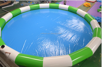 good quality but cheap price inflatable adult swimming pool for sale
