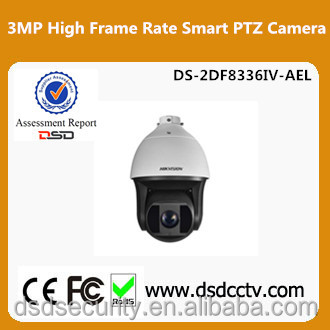 Orignal Hikvision Smart Tracking PTZ DS-2DF8336IV-AEL(W) 3MP High Frame Rate Smart PTZ Camera