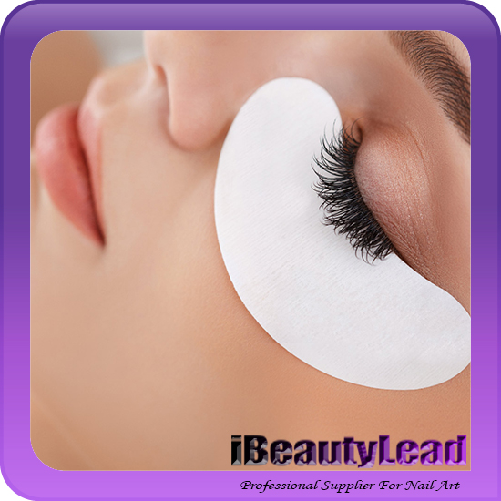 50 paris per bag grated eyelash extension lash under eye patch pads sticker