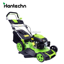 6 in 1 gasoline 46cm Petrol Self-propelled garden Lawn Mower