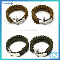 2015 wholesale cheap paracord bracelet wholesale paracord bracelet for girls and boys