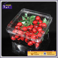 2014 factory direct sale plastic dessert tray