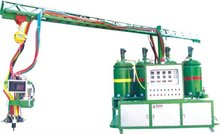 Four Component Polyurethane Foaming Machine