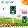 Aosion 2016 New Solar Ultrasonic Pigeon Repeller as Garden Tool AN-B030