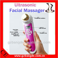 Home use Ultrasonic Cool-Warm Facial Massager Beauty Machine BD-L013