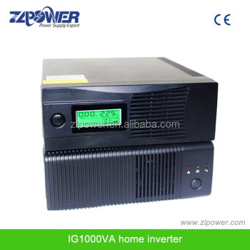 Small home inverter for power supply