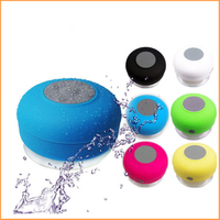 Best Selling IPX4 Waterproof Shower Bluetooth 3.0 Waterproof Bluetooth Speaker