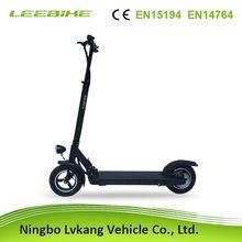2018 hot sale 10'' cheap foldable kick e-scooter for adult
