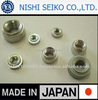 High quality m8 hexagon nut made in Japan used in wide range of industries
