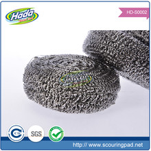 Relaxing top sell stainless steel scourer stainless steel mesh scourer