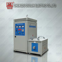 Induction steel wire heating machine for forging/annealing/tempering
