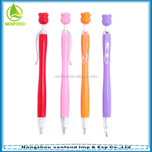 Novelty back to school ball pen student stationery items