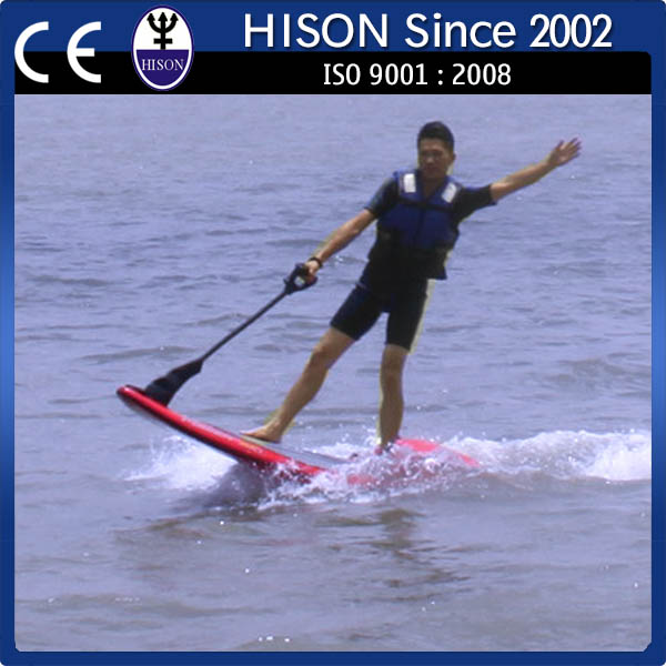 CE/EPA approved HISON factory direct sale Electric Surfboard