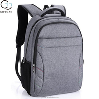 "wholesale large 15.6"" inch laptop business men's backpack for travelling"