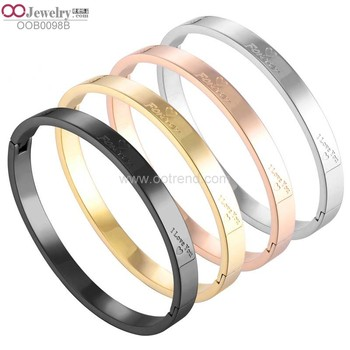 Prefect love bangle with high quality