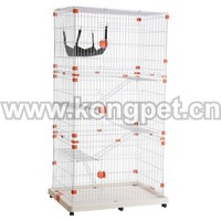 2015 High quality Square Metal Kennels for dogs or cats KE002