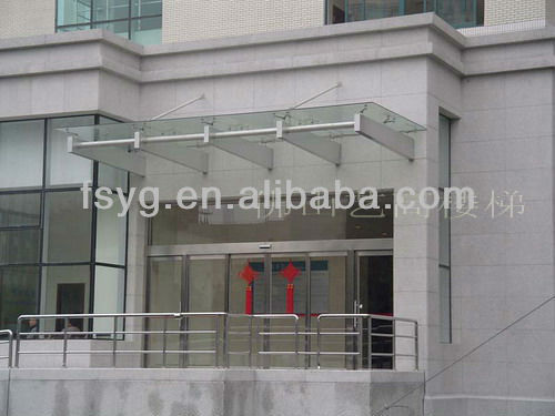 Veranda Outdoor Canopy Metal Roof