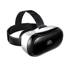 High quality android vr glasses magicsee M1 all-in-one 3d vr glasses with Helmet-Mounted Display Android OS support TF card