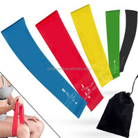 Weight Loss Latex Workout Exercise Pilates Yoga Fitness Pull Rope Resistance Bands