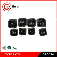 65*65mm universal square patch tire repair patch