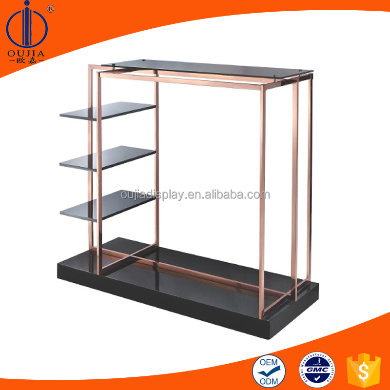 durable clothes display equipment/garment store displays/store equipment for sale