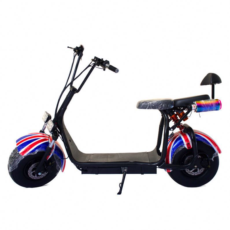 wholesale citycoco/seev/woqu popular city 2 wheels off road electric scooter