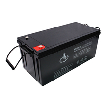 12v250ah VRLA Storage Battery For solar kits