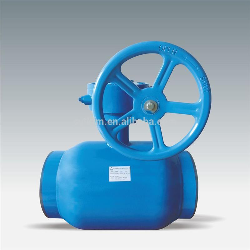 TKFM alibaba website underground valve pfa lined valves full welded gas ball valve for sewage water