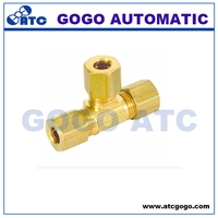 Best price promotional lead to copper compression fittings