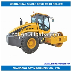 18Ton Road Roller with SHANGCHAI engine ,sheep foot for sale