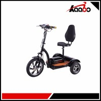 3 wheel mobility electric scooter/the disabled three wheel motorcycle