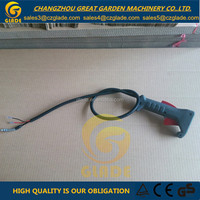 Garden Market Brush Cutter Parts Handle Assy With Throttle Cable Assy