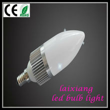 3W E27 high power professional after-sale policy car led bulb 5w