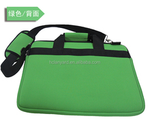 New design lightweight Neoprene laptop sleeve with carrying handle
